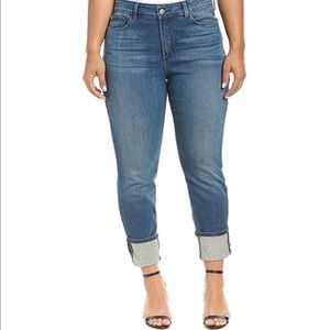 NYDJ cropped jeans size 16